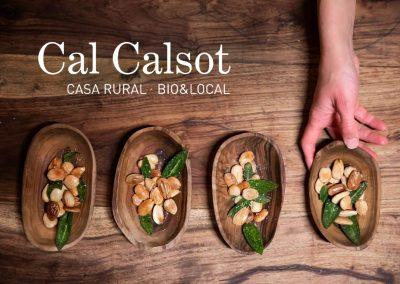 Turismo rural en Cal Calsot