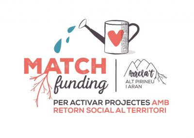 Matchfunding of Arrela't